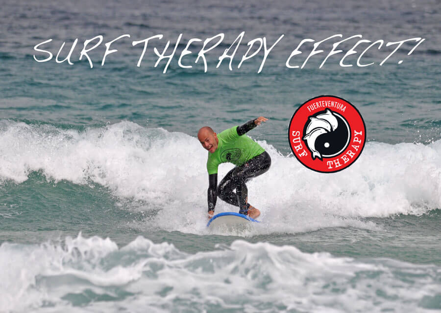 Surf Therapy Effect!