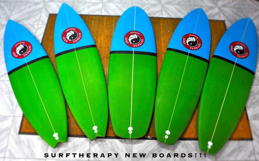 Nuevas tablas surf therapy fuerteventura - Tablas de surf personalizadas ...
