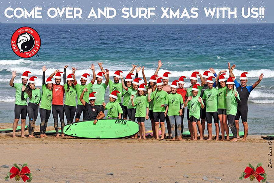XMAS & NEW YEAR EVE Surf Camp