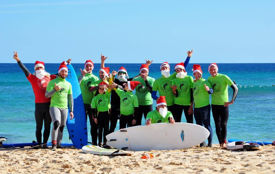 Surf Therapy Xmas!