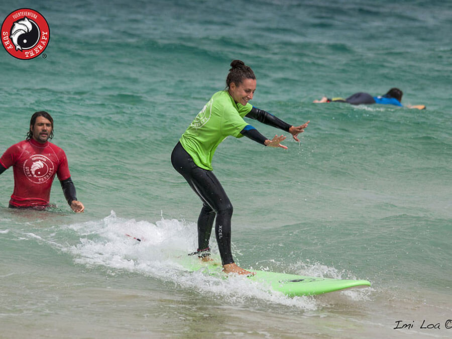 SURF CAMP EXPERIENCE WITH SURF THERAPY IN A VIDEO