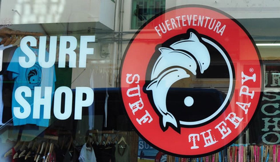 Surf shop Fuerteventura